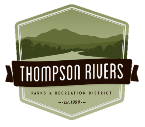 Thompson Rivers Park & Recreation District, Colorado - Logo