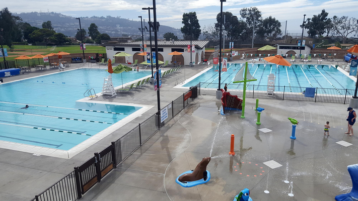 YMCA of San Diego County Pool