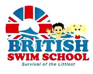 British Swim School Logo / DigiQuatics