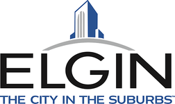 City of Elgin Logo / DigiQuatics